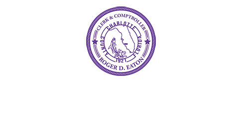 Logo of Roger D Eaton - Clerk of the Circuit Court and County Comptroller