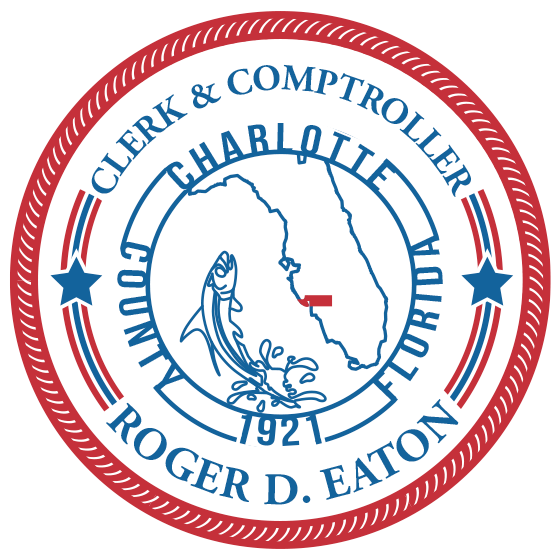 Charlotte County Clerk of the Circuit Court Logo